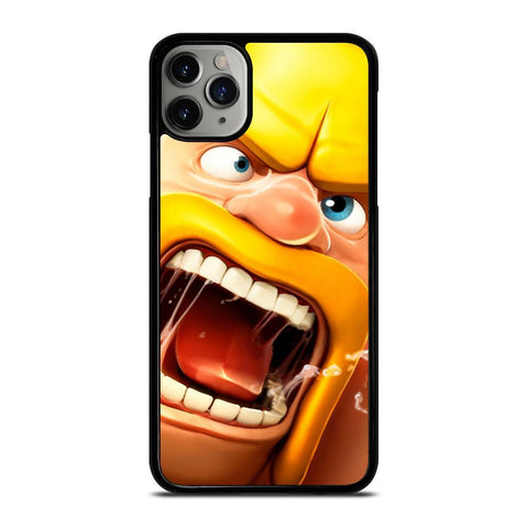 CLASH OF CLANS BARBARIAN-iphone-11-pro-max-case-cover