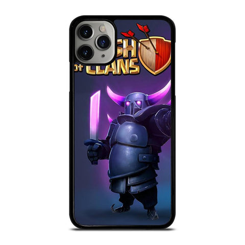 CLASH OF CLANS PEKKA-iphone-11-pro-max-case-cover