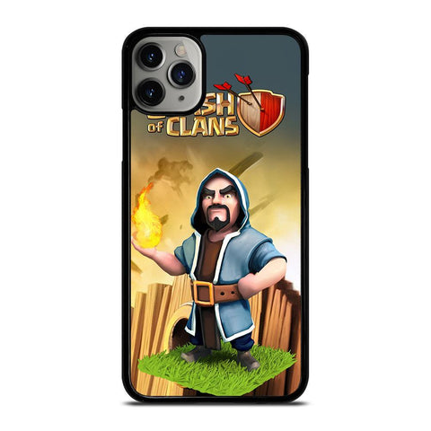 CLASH OF CLANS WIZARD-iphone-11-pro-max-case-cover