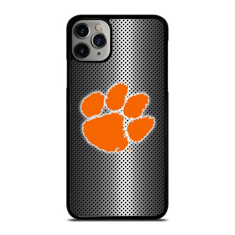 CLEMSON TIGERS PLATE ICON-iphone-11-pro-max-case-cover