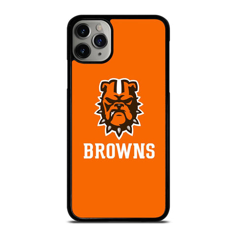 CLEVELAND BROWNS ICON-iphone-11-pro-max-case-cover