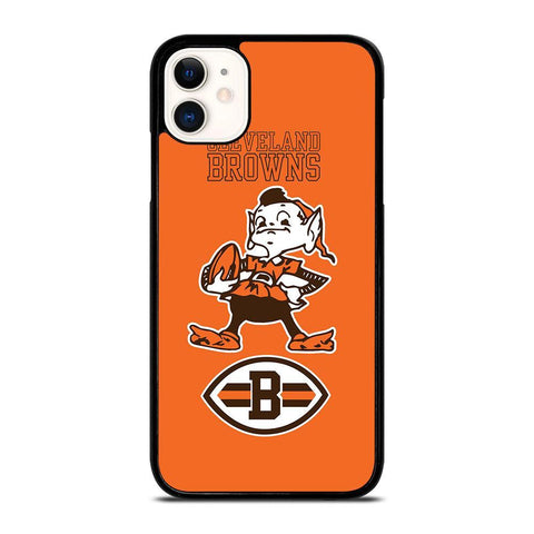 CLEVELAND BROWNS LOGO-iphone-11-case-cover