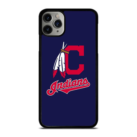 CLEVELAND INDIANS ICON-iphone-11-pro-max-case-cover