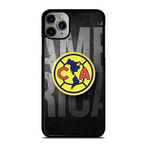 CLUB AMERICA LOGO 2-iphone-11-pro-max-case-cover