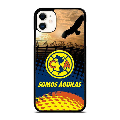 CLUB AMERICA SAMOS AGUILAS NEW-iphone-11-case-cover