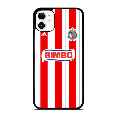 CLUB DEPORTIVO GUADALAJARA CHIVAS JERSEY-iphone-11-case-cover