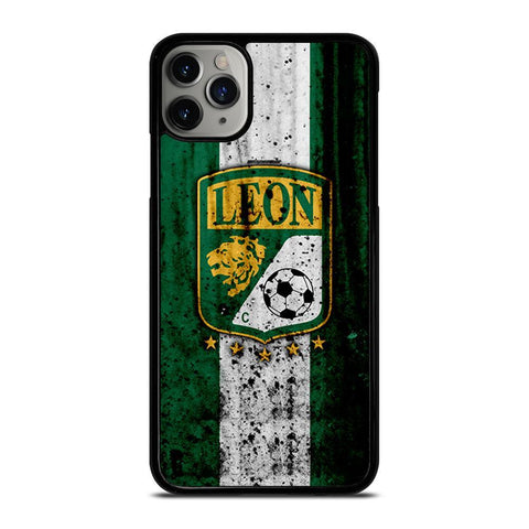 CLUB LEON FOOTBALL ART-iphone-11-pro-max-case-cover
