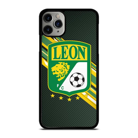 CLUB LEON FOOTBALL-iphone-11-pro-max-case-cover