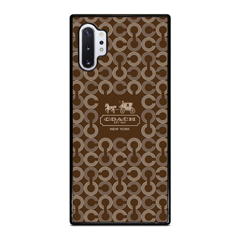 COACH NEW YORK 1941 Samsung Galaxy Note 10 Plus Case Cover