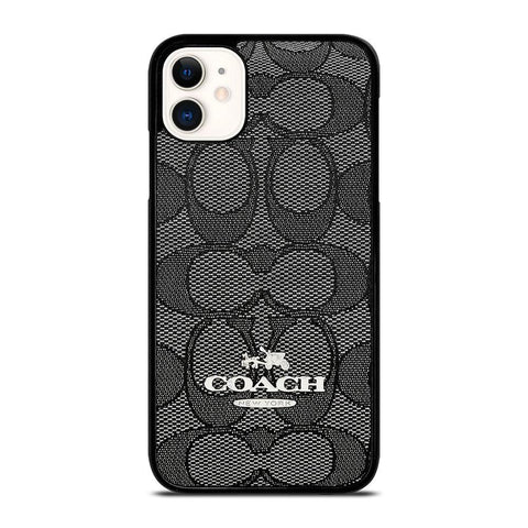 COACH NEW YORK CHARLIE SIGNATURE-iphone-11-case-cover