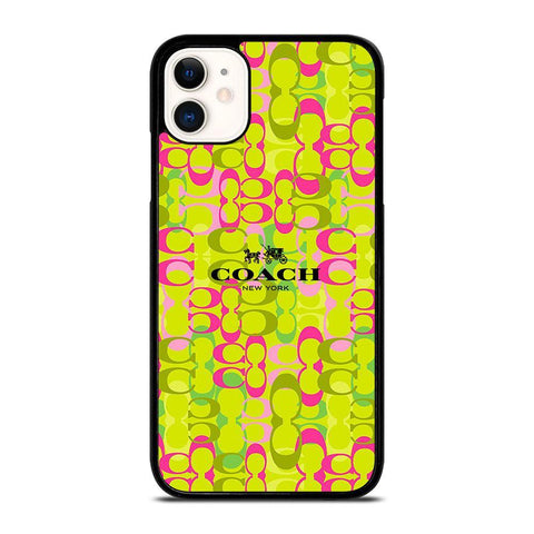COACH NEW YORK NEW DESIGN-iphone-11-case-cover
