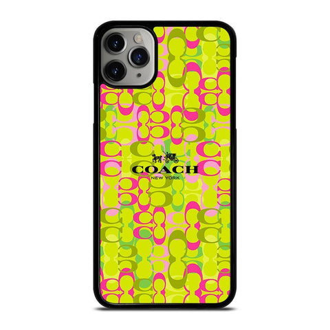 COACH NEW YORK NEW DESIGN-iphone-11-pro-max-case-cover