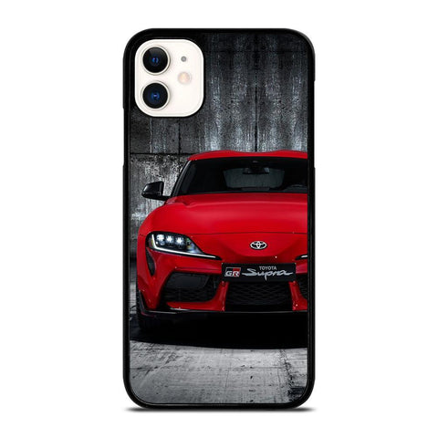 COOL TOYOTA SUPRA-iphone-11-case-cover