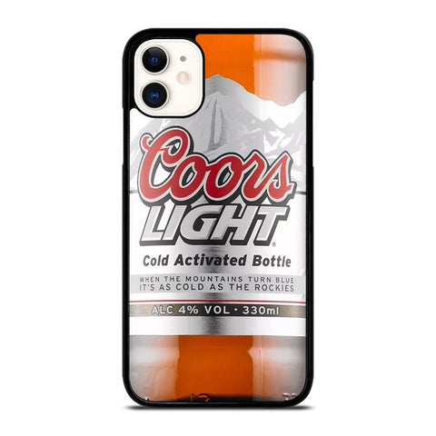 COORS LIGHT BEER 3-iphone-11-case-cover