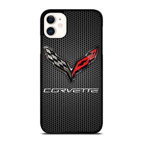 CORVETTE CHEVY LOGO-iphone-11-case-cover