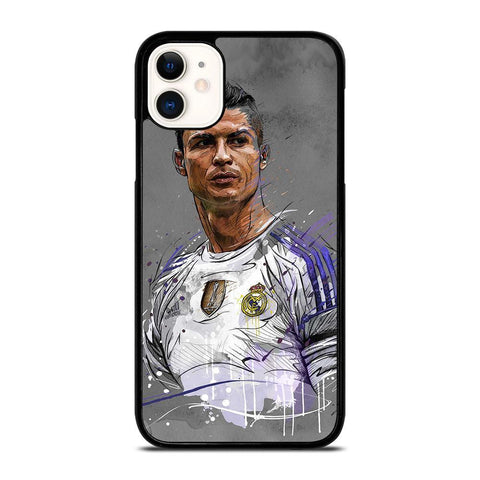 CRISTIANO RONALDO CR7 ART-iphone-11-case-cover