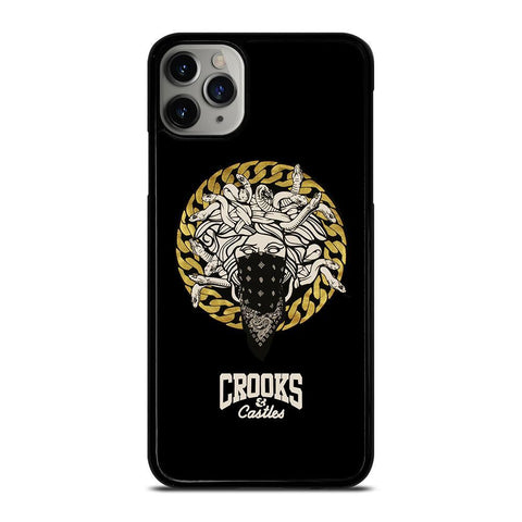 CROOKS AND CASTLES BANDANA-iphone-11-pro-max-case-cover