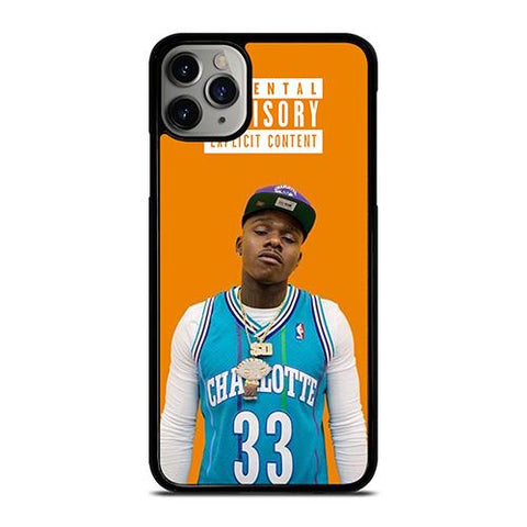 DABABY RAPPER CHARLOTTE HORNETS NBA iPhone 11 Pro Max Case Cover