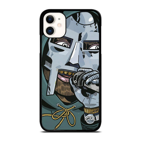 DANIEL DUMILE MF DOOM-iphone-11-case-cover