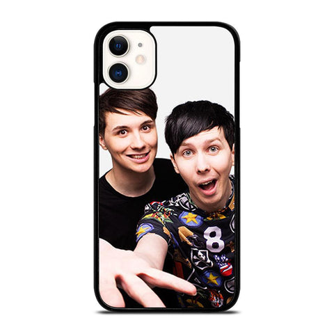 DAN AND PHIL-iphone-11-case-cover