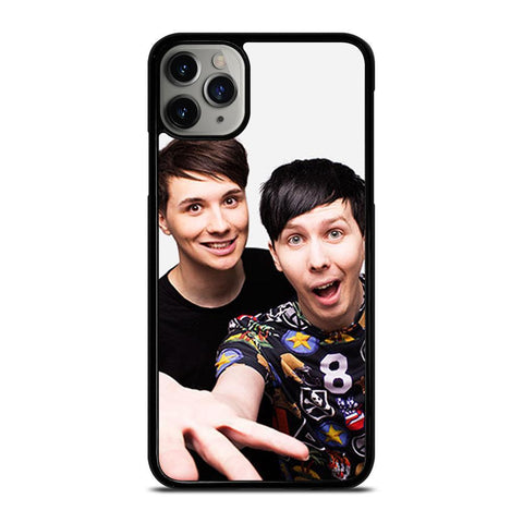 DAN AND PHIL-iphone-11-pro-max-case-cover