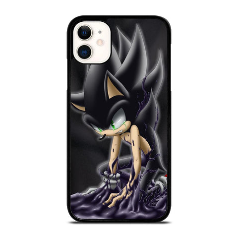 DARK SONIC THE HEDGEHOG-iphone-11-case-cover