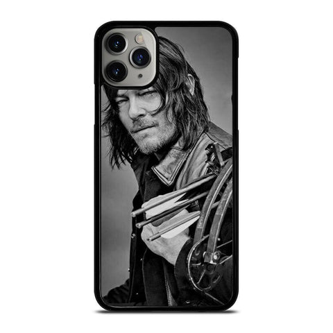 DARYL DIXON WALKING DEAD-iphone-11-pro-max-case-cover