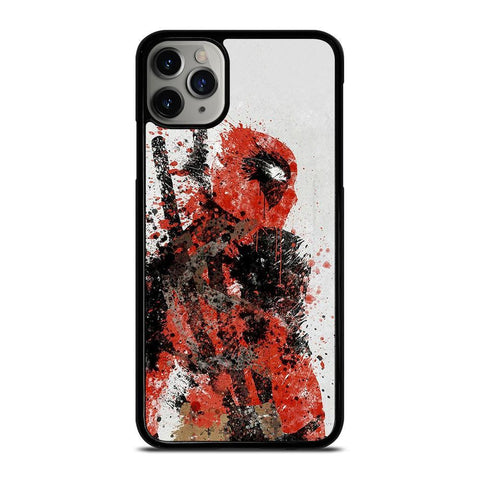 DEADPOOL ART 3-iphone-11-pro-max-case-cover