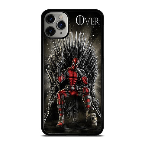 DEADPOOL GAME OF THRONES-iphone-11-pro-max-case-cover