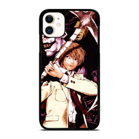 DEATH NOTE RYUK AND LIGHT-iphone-11-case-cover