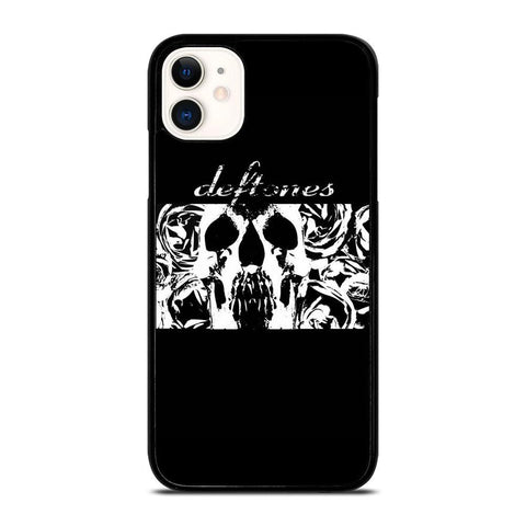 DEFTONES ROCK BAND LOGO-iphone-11-case-cover