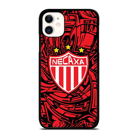 DEPORTIVO NECAXA ART LOGO-iphone-11-case-cover