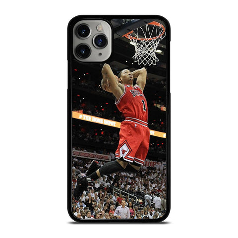 DERRICK ROSE DUNK-iphone-11-pro-max-case-cover