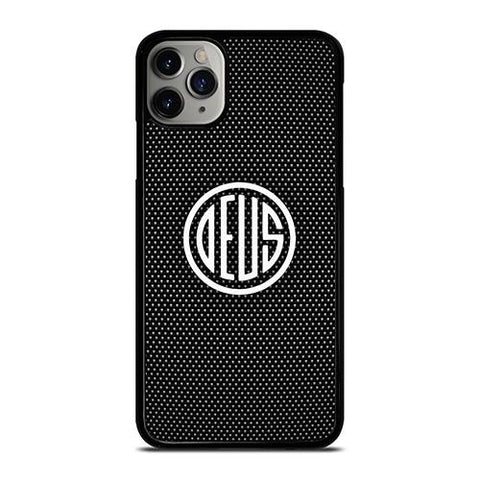 DEUS MOTORCYCLES CARBON iPhone 11 Pro Max Case Cover