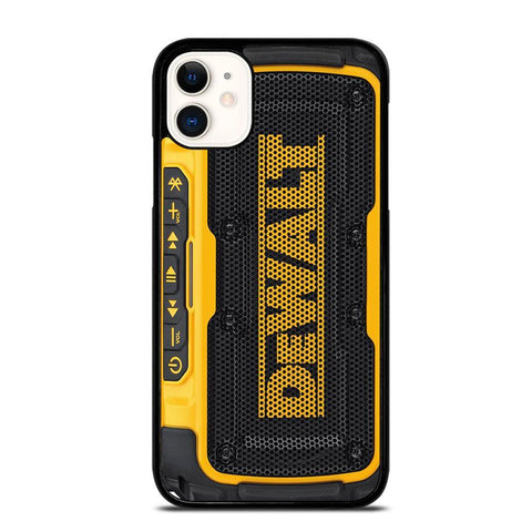DEWALT SPEAKER-iphone-11-case-cover