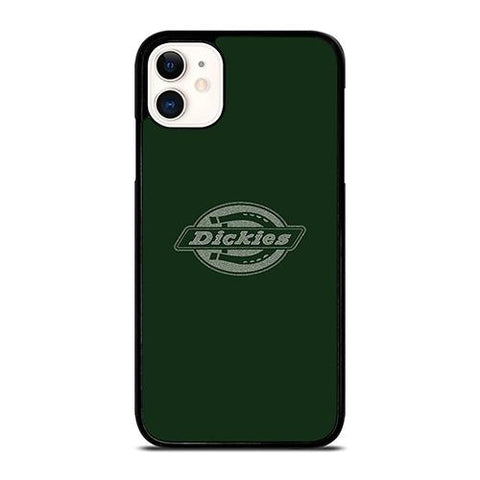 DICKIES STREETWEAR GREEN LOGO iPhone 11 Case Cover