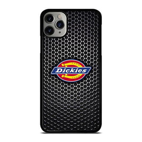 DICKIES STREETWEAR LOGO METAL iPhone 11 Pro Max Case Cover