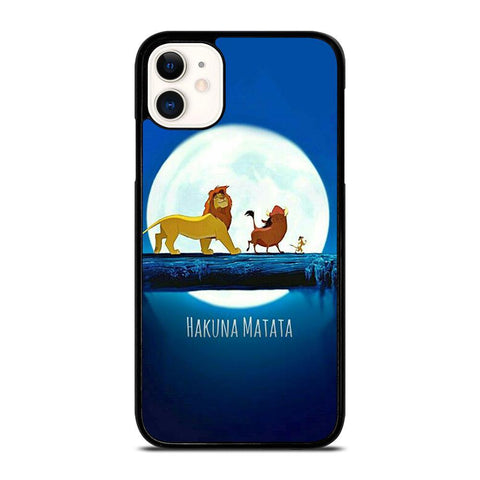 DISNEY HAKUNA MATATA LION KING-iphone-11-case-cover