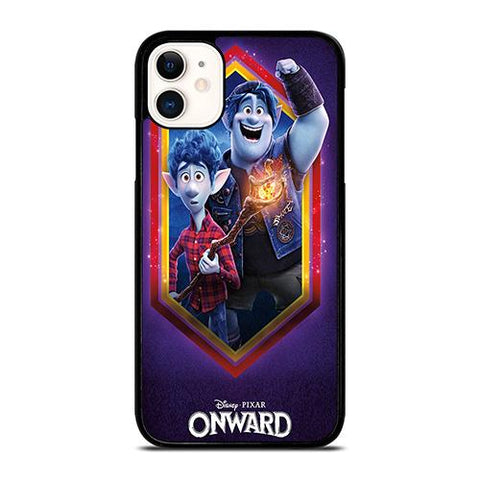 DISNEY ONWARD MOVIE ANIMATION iPhone 11 Case Cover