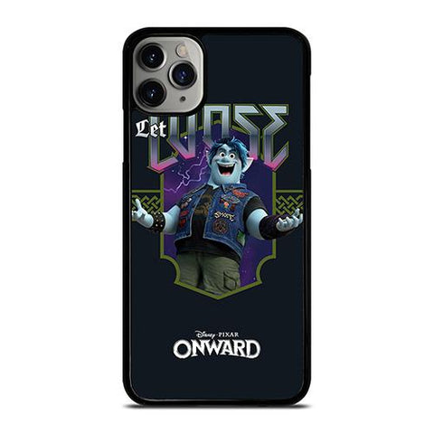 DISNEY ONWARD MOVIE LET LOOSE iPhone 11 Pro Max Case Cover