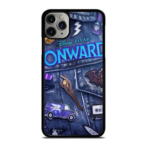 DISNEY PIXAR ONWARD POSTER iPhone 11 Pro Max Case Cover