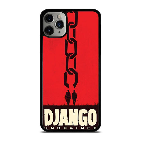 DJANGO UNCHAINED iPhone 11 Pro Max Case Cover
