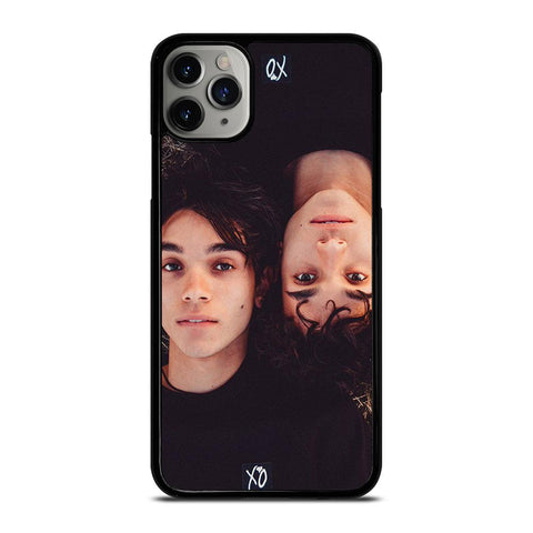 DOBRE BROTHER TWINS-iphone-11-pro-max-case-cover