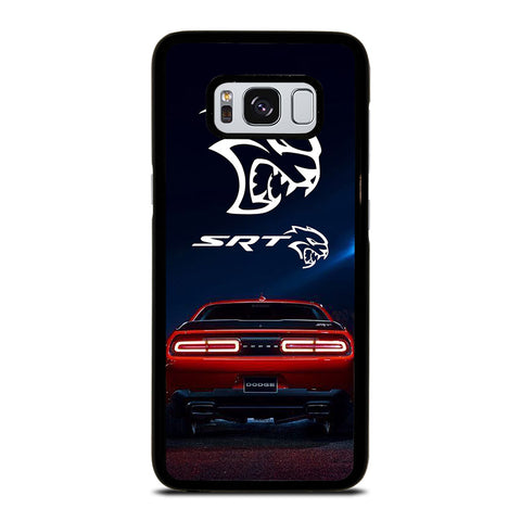 DODGE SRT CHALLENGER HELLCAT 2 Samsung Galaxy S8 Case Cover