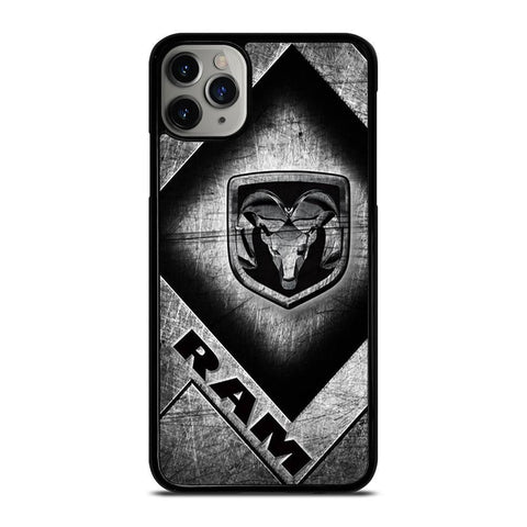 DODGE RAM NEW LOGO-iphone-11-pro-max-case-cover