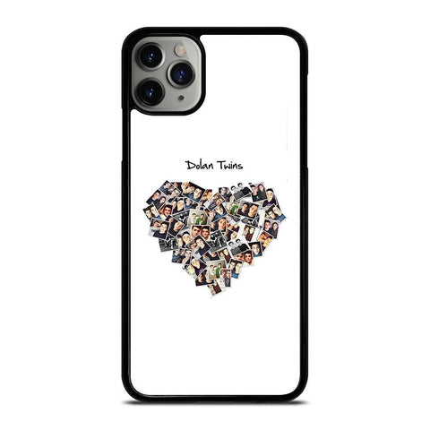 DOLAN TWINS Collage love-iphone-11-pro-max-case-cover