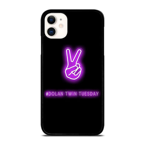 DOLAN TWIN TUESDAY-iphone-11-case-cover