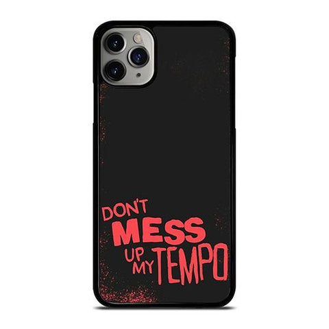 DONT MESS UP MY TEMPO EXOL ALBUM iPhone 11 Pro Max Case Cover