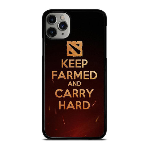 DOTA 2 KEEP FARMED-iphone-11-pro-max-case-cover