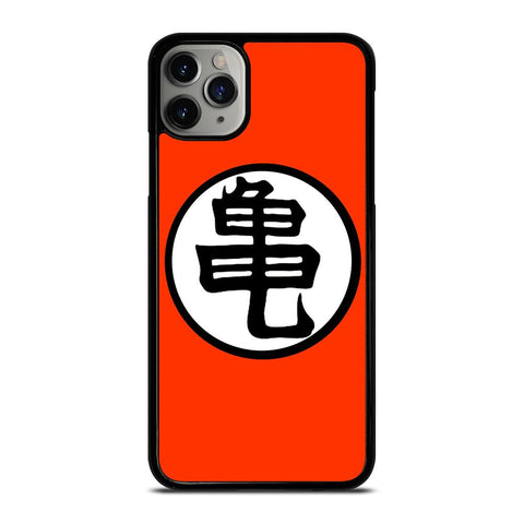 DRAGON BALL Z GOKU KANJI-iphone-11-pro-max-case-cover